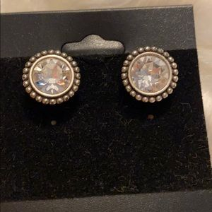 Brighton Faux Diamond Studs